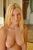Heavenly Gorgeous Blonde Alison Angel Naked from Alison Angel